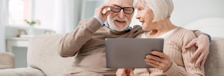 retraite en ligne